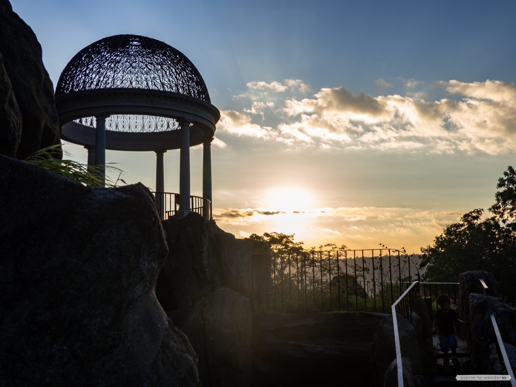 Temple of Love at Untermyer Garden | Yonkers